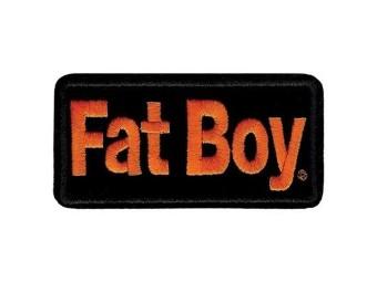 "Emblem Aufnäher ""Fatboy"" EMB066643"