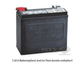 AGM Batterie 12 AH Sportster XL und XR Modelle ab 04 66000208A