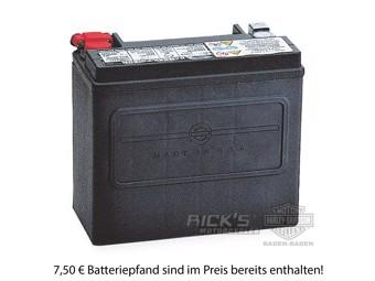AGM Batterie 17 5 AH Softail, Dyna Modelle VRSC Buell 66000207