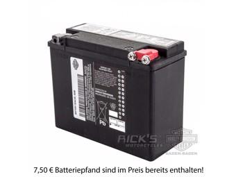 AGM Batterie 28AH für FLHR, FLHT, FLT Touring Modelle 66000212