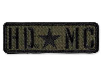 Patch Emblem -Resolute Olive- Patch EM343532