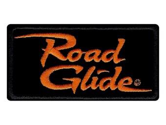 "Aufnäher Emblem ""ROAD GLIDE"" Patch EM1056642"