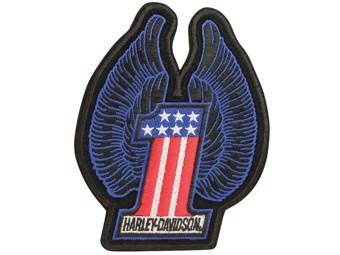 Harley-Davidson Patch/Emblem -VICTORIUS- Patch EM1309843