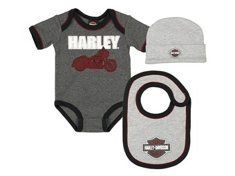 """Baby Set"" SGI-2561013 3-piece Set for Boys 12-24 Months Body"