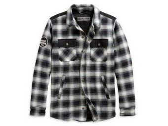 Biker Jacke ARTERIAL ABRASION-RESISTANT Herren Shirt 98147-20EM