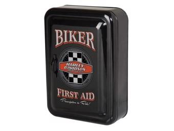 Biker Schlüsselbox HDL-15104 Schlüsselkasten Erste-Hilfe-Schrank