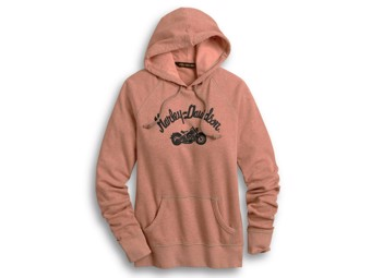Damen Sweatshirt EMBROIDERED SCRIPT 96294-20VW Hoodie Corale