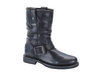 "Damenschuh Stiefel Boots ""DARCIE"" Biker *D85416-37* Gr. 37"