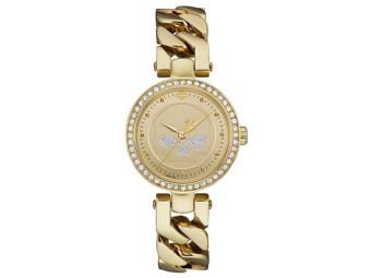 Harley-Davidson Women's Watch -VINTAGE Gold Willi G- Wristwatch 78L121