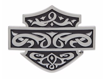 "Harley-Davidson Belt Buckle ""ONE HUNDRED"" Buckle, Tribal HDWBU10966"