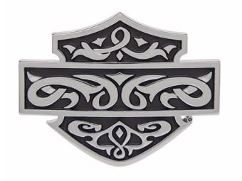 Harley-Davidson Belt Buckle -ONE HUNDRED- Buckle, Tribal HDWBU10966