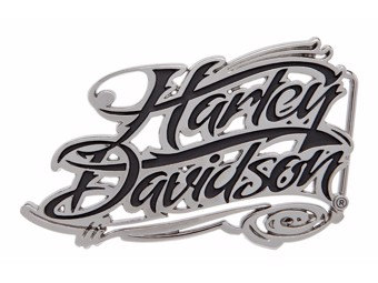 "Harley-Davidson Gürtelschnalle ""SIGNATURE"" Buckle, Tribal *HDWBU10968*"