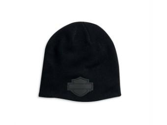 HAT-HIGH DENSITY LOGO Wollmütze 97616-20VM Bar & Shield