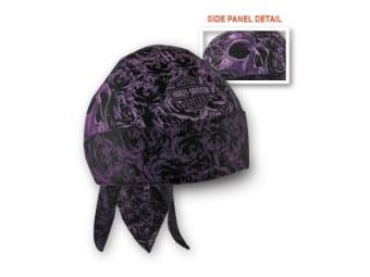 "Harley-Davidson Headwrap ""REBEL RIDE"" Cap Polyester HW27269"