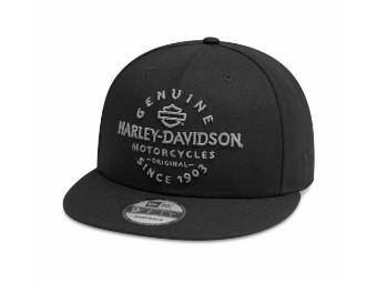 Harley-Davidson Men's Cap -GENUINE 9FIFTY- black *99411-20VM* Baseball hat