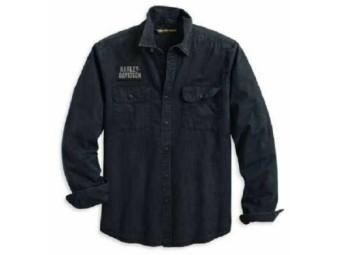 Long Sleeve Leisure Shirt, MOTORCYCLE 96110-20VM