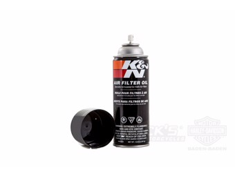 "Air Filter Oil Aerosol ""K+N"" Cleaning Air Filter 99882-88T"