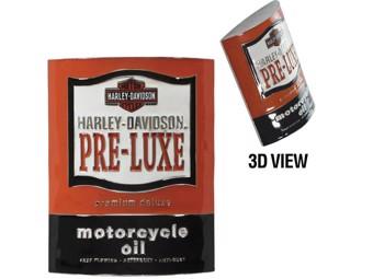 """Harley-Davidson Magnet """"PRE-LUXE"""" Kühlschrankmagnet DM016382"""