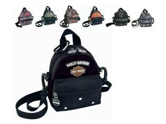 Harley-Davidson Mini Bum Bag Shoulder Bag A99668 Bagpack Design div. designs