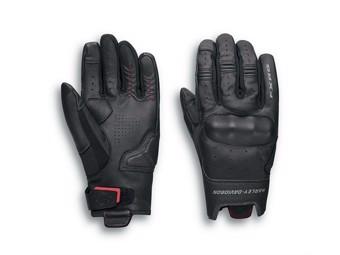 Herren Handschuhe 98387-19EM Lightweight Schwarz Knöchelschutz