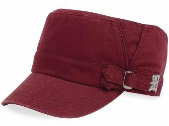 Damen Mütze in Rot *97815-14VW/000M