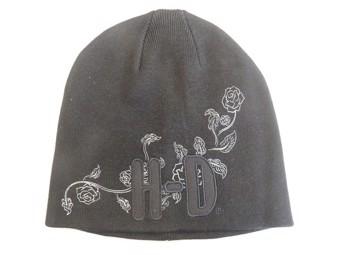 "Cap ""Roses"" Winter Hat *97621-20VW*"