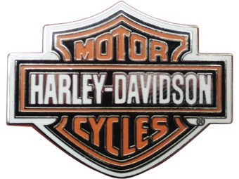 "Harley-Davidson Pin ""BAR+SHIELD"" Anstecker, Trademark, H-D-Logo P302662"