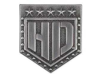 "Harley-Davidson Pin ""Resolute 2D"" H-D-Logo P343062"