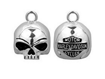 Harley-Davidson -RIDE BELL Round Willie G.-  HRB020