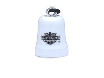 "Harley-Davidson ""RIDE BELL WHITE B+S"" *HRB067*"