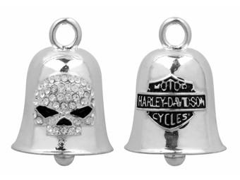 "Harley-Davidson ""RIDE BELL Willi G"" Glücksglöckchen HRB027"