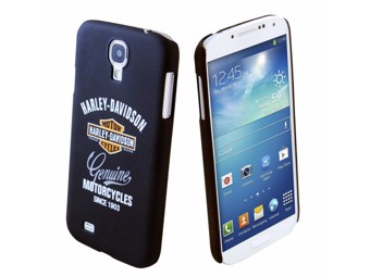 "Harley-Davidson Samsung Galaxy S4 Hülle Case Handy ""Bar+Shield Badge"" 06897"