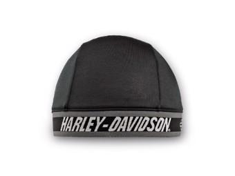 Harley-Davidson Skull Cap Hat, Polyester SK51690