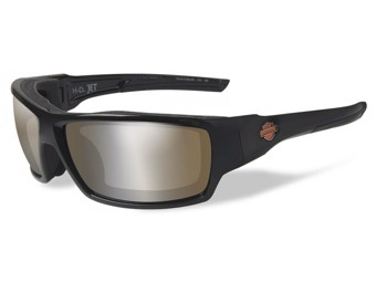 "Harley-Davidson Sunglasses Wiley X ""JET PPZ"" Motorcycle Glasses HDJET09"
