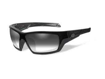 Harley-Davidson Sunglasses Wiley X, Motorcycle Glasses-BACKBONE LA- HDBAC05