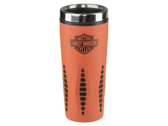 Thermo mug -BAR&SHIELD ORANGE- HDX-98618 480ml Coffee Mug