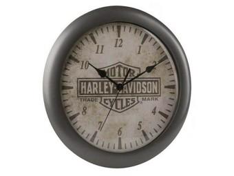 Wall Clock -TRADEMARK LOGO CLOCK- HDX-99105 Quarz Clock