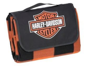 """Picknickdecke """"Bar & Shield"""" Folding Blanket HDX-98523"""