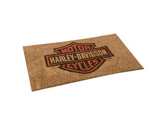 Harley-Davidson Entry Mat HDX-99104 Door Mat Bar & Shield