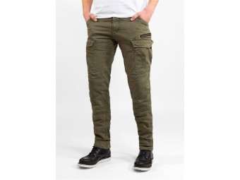 Cargo Men Stroker Olive-XTM Motorcycle trousers Men's JDC5003