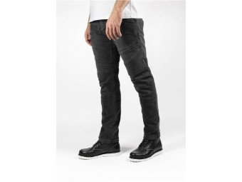Rebel Jeans Dark Grey Men's Stretch JDD4001