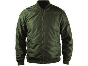Flight Jacket Olive Motorradjacke Herren XTM-Fiber  JDF5002
