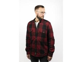 Motoshirt Red JDM mit XTM-Fiber® Herren Schutzkleidung JDL5001