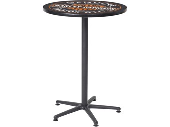 Classic Oil Can Bar Table HDL-12316 black Table