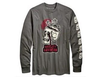 Men's Long sleeve Shirt ENDLESS SUMMER 96777-19VM