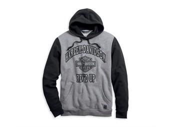 Orig. Harley-Davidson -REV´D UP- Hoodie 96054-20VM