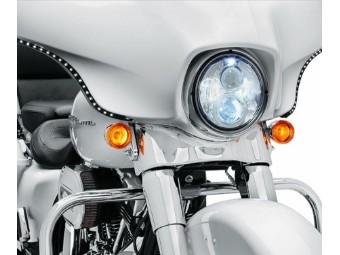 Original Harley-Davidson 7 Inch LED Headlight Insert Touring 67700264