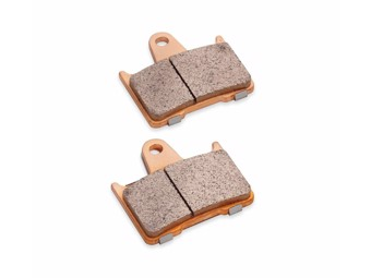 Original Harley-Davidson Brake Pads REAR XL 14 up Model Year 41300053