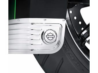 Original Harley-Davidson Fenderschürzen Medaillons Tourin Heckschürze 14100747
