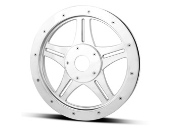 Pulley Design Apollo 5
